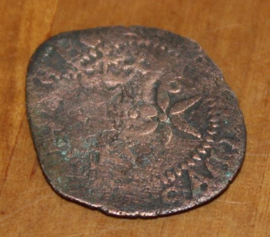 4 Mrs de Juana y Carlos I (Santo Domingo, 1516-1556) con resello Llave 865888717