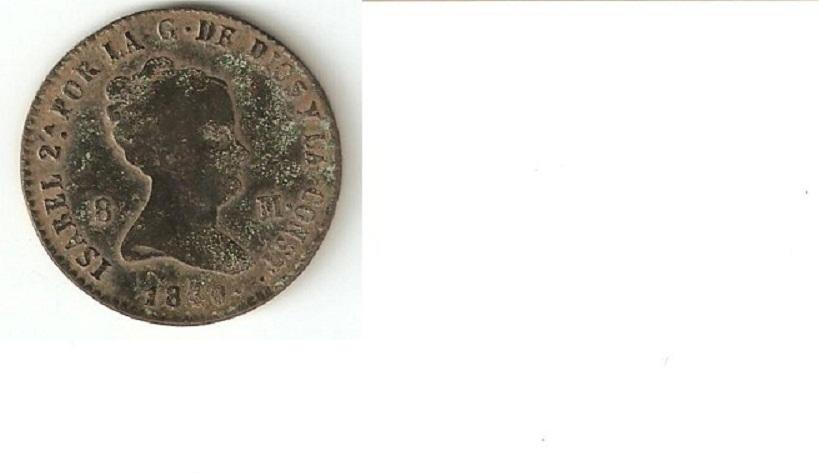 Moneda de Isabel 2 902260028