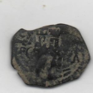 2 Maravedís de Felipe II (Cuenca ca.1585) 109477312