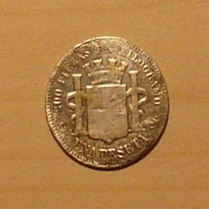 1 Peseta 1870 República Española 122641915