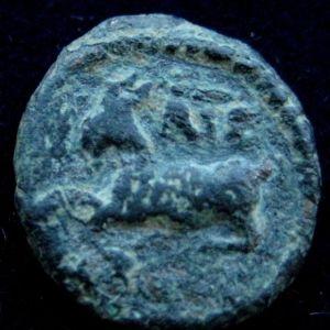 AE 14 de Aigeai, Cilicia 124914697