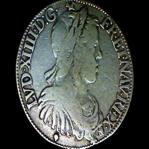 Medio Escudo de Luis XIV 128768206