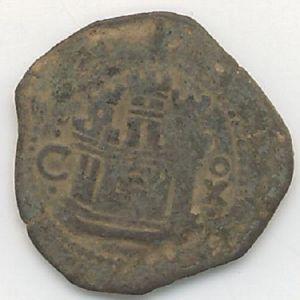 2 Maravedíes de Felipe II (Cuenca, 1577-1580 y 1582) 129162266