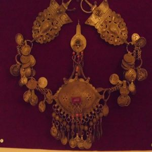 1888  MSM en collar arabe 130908291