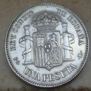 peseta de 1893 131869742
