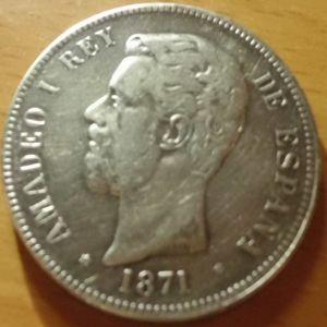 4 reproducciones sobre monedas de plata 133632665
