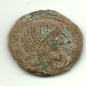 As de Obulco ,mediados del S. II a.C. (Porcuna, Jaén) 156640896