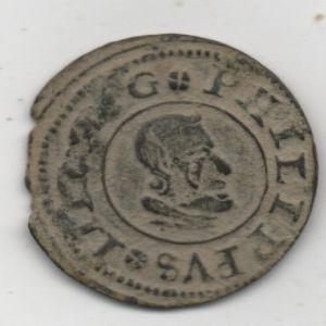 16 Maravedís de Felipe IV  180920846