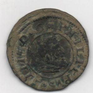 16 Maravedís de Felipe IV 181464452