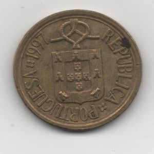 Portugal, 10 escudos, 1997. 185271504