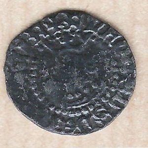 Dinero de Alfonso IV de Cerdeña  208006678