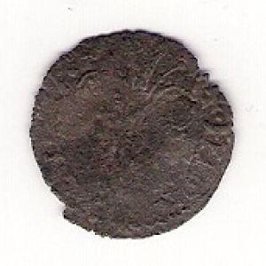 SIN IDENTIFICAR: ¿Florín  de vellón o quattrino de la republica de Firenze? 214052345
