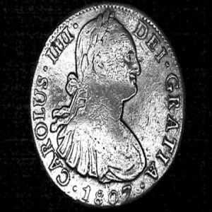 8 Reales de Carlos IV 225471263