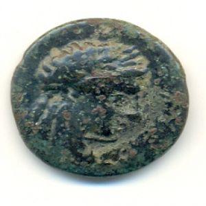 AE 19 seleúcida de Antioco III El Grande 236116736