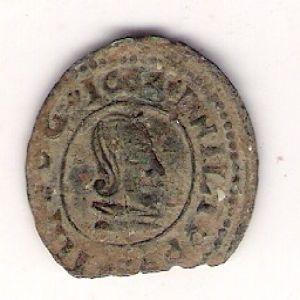 16 Maravedís de Felipe IV 239964228