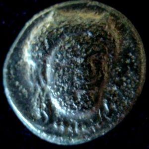 AE 10 de Larissa Phrikonis , Aeolis 244433423