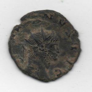 Antoniniano de Galieno (FORTUNA REDUX) 250486746