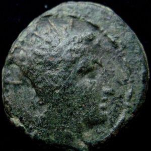 AE 18 seleucida de Antioco IV Epifanes 252098236