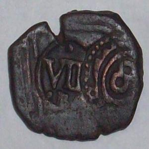 Resello al VIII/1641-2 de Burgos y 8/1652 de La Coruña 263397334