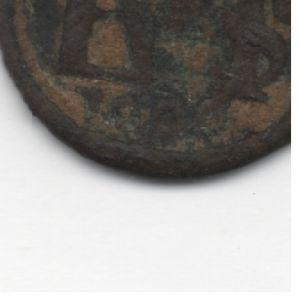 1 Maravedí de Felipe III (Segovia, 1606) 270211193