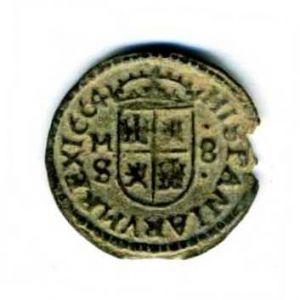 "8 Maravedíes ""busto"" de Felipe IV (Madrid, 1664) 272250823"