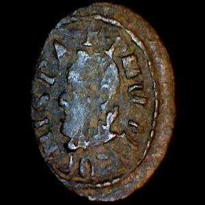 1 Dinero de Felipe III 286340942