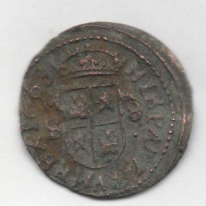"8 Maravedíes ""busto"" de Felipe IV (Madrid, 1663) 287646574"