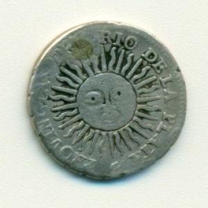 Provincias del Rio de la Plata, 1/2 sol, 1815. 300726366