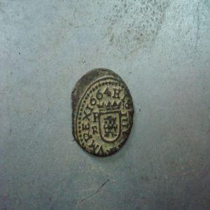 4 Maravedís de Felipe IV (Burgos, 1664) 301741496