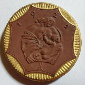 20 Marcos 1921, Sajonia (Porcelana) 310742298