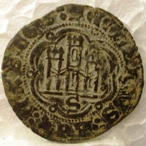 Blanca de Enrique III (Sevilla, 1391) [Roma-Braña 5.1] [WM n° 9090] 320419361