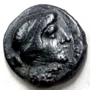 AE 14 de Panticapaeum, región del Mar Negro ? 326277961