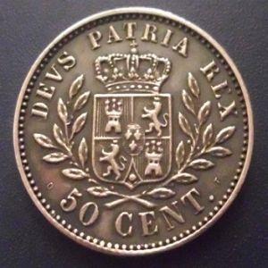 50 centimos de CARLOS VII 329643115