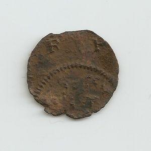 Dinero de Carlos III el pretendiente (Barcelona, 1700-1714) 332860012