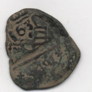 Resello al IIII/1603; VI/1636 de Cuenca; y VIII de 1654-5 333945915
