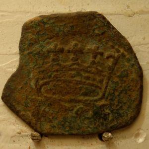 Blanca del Anagrama de Felipe II (1566-1598) 335478275