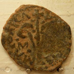 Dinero de Carlos I (Valencia, 1522-1539) 341445444