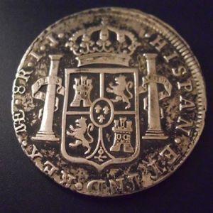 8 Reales de Carlos III (Lima, 1788) 34478957