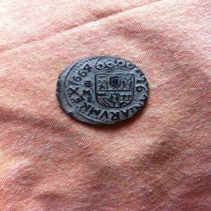 16 Maravedís de Felipe IV 351827345