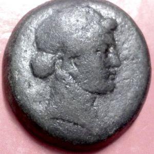 AE 23 seleúcida de Antioco III  359363322