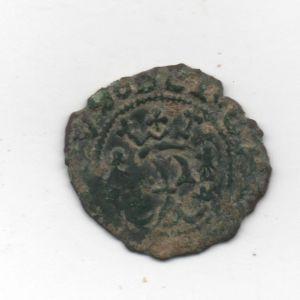 Cornado de Carlos I (IV de Navarra) a nombre de Fernando el católico 363617704