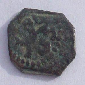 2 Maravedíes de Felipe III ó IV  365477397