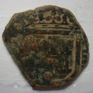 8 Maravedíes de Felipe III ó IV (1602-1626)  376706953