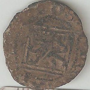 Blanca del rombo de Enrique IV (1471, Coruña) 383388594