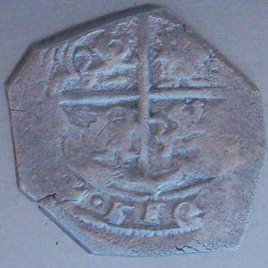 4 Reales de Felipe III (Toledo, 1619-1621) ensayador P 387628195