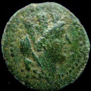 AE 21 de Aigeai, Cilicia 391508763