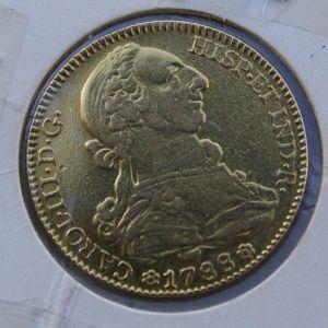 4 Escudos de Carlos III 392297627