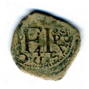 4 cornados de Felipe III (Pamplona, 1598-1621) 396701013