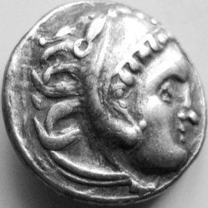 Dracma de Alejandro Magno Postuma, Babilonia ? 413310095