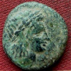 AE 13 de Kolophon, Ionia 415272241